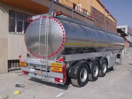 cysterna przyczepa naczepa Lider Water tanker semi trailer
