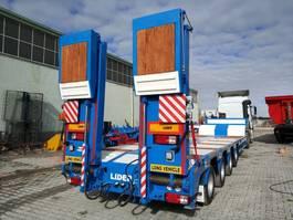 lowloader semi trailer Lider Lowbed semi trailer. 2020