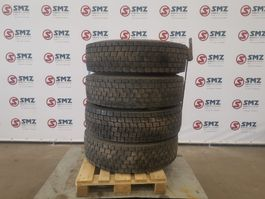tyres truck part Michelin Occ Band 295/80R22.5 Michelin XDE2+