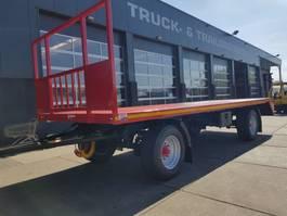 flatbed full trailer agpro 2 as bladgeveerd 2020
