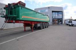 tipper semi trailer Carnehl 37 m3 2015