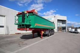 tipper semi trailer Carnehl 37 m3 2013