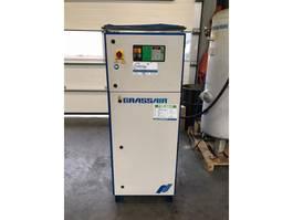 compressors Grassair S88.10 30 kW 4000 L / min 10 bar Elektrische Schroefcompressor 1999