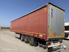 sliding curtain semi trailer Schmitz Cargobull Schuifzeil Standaard 2011