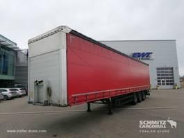sliding curtain semi trailer Schmitz Cargobull Schiebeplane Coil 2015