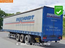 sliding curtain semi trailer Schmidt Lift- / Steering axle Coil *Hamm-DE* SPC/38/E/13,6 2005