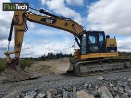 crawler excavator Caterpillar 328D 2012