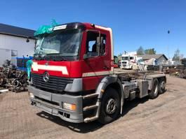 Engine truck part Mercedes Benz OM906 / 280 HK - EURO 3 MOTOR NR 906926 2004