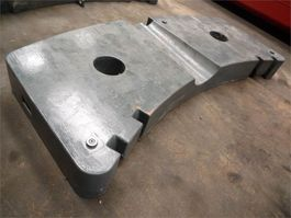 other equipment part Grove Counterweight GMK 4075