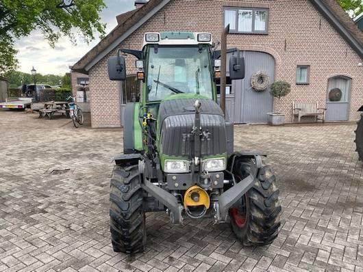 mini - compact - garden tractor Fendt 210 2017