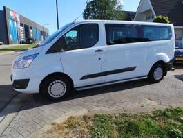 minivan - passenger coach car Ford Transit Custom 300 2.2 TDCI L2H1 9 persoons Airco,Cruise,Navigatie 2015