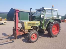 farm tractor Fendt farmer 105 ls