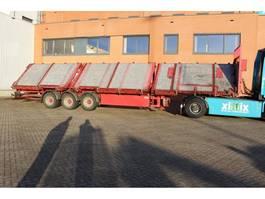 other semi trailers Schmidt 3-ass. Schuinlader // Naloop gestuurd 2010