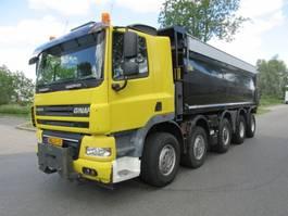 tipper truck > 7.5 t Ginaf X 5250 TS 10X4 EURO 5 2007