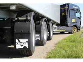 walking floor semi trailer Kraker Trailers K-Force X1 stuuroplossingen vanuit voorraad leverbaar 2020
