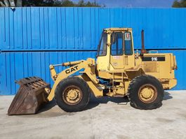 wheel loader Caterpillar 916 1986