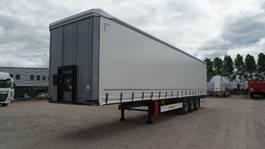 sliding curtain semi trailer Kässbohrer SCH X / 125-12 / 27 2020