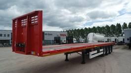 flatbed semi trailer Kässbohrer SPA X 3 / 1N - 18 / 27 2020