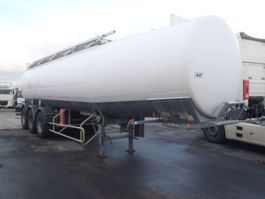 tank semi trailer semi trailer Trailor 40000 liter steelsuspension 1993
