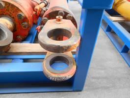 hydraulic system equipment part Fiat Hitachi W270