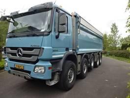 tipper truck > 7.5 t Mercedes Benz ACTROS 5044 AK 2013