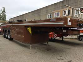 lowloader semi trailer Langendorf Innenlader 2017