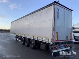 sliding curtain semi trailer Schmitz Cargobull Schuifzeil Standaard 2016