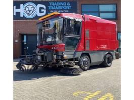 Road sweeper truck Ravo 540 met 3de Borstel 2020