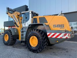 wheel loader Liebherr L 586 2plus2 2011