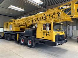 All-Terrain-Kräne Lokomo 393 90 ton crane 1980