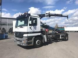 crane truck Mercedes Benz Actros 1831 L 4x2 1997