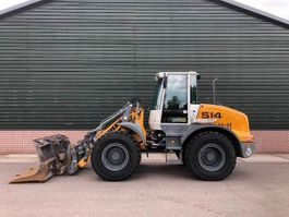 wheel loader Liebherr L 514 2017