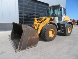 wheel loader Liebherr L538 2001