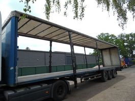 other semi trailers Kögel 3-asser, luchtgeveerd 2005