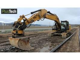 crawler excavator Caterpillar 324 EL 2013