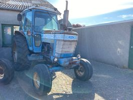 farm tractor Ford 6710