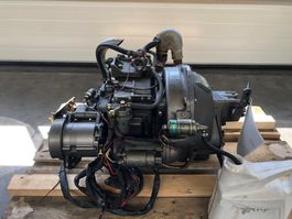 engine equipment part Yanmar 12 PK Marine diesel motor met keerkoppeling