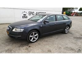 estate car Audi A6 Avant 2.7 TDI quattro 2007