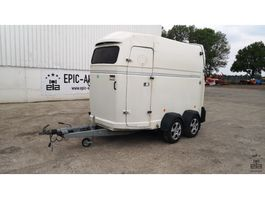 horse car trailer Westfalia 120882 F 1987