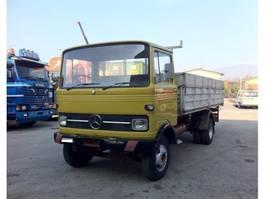 tipper truck > 7.5 t Mercedes Benz 808 1975