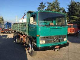tipper truck > 7.5 t Mercedes Benz 1319 1979