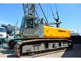 crawler crane Sennebogen 670R  90 tons crane 1996