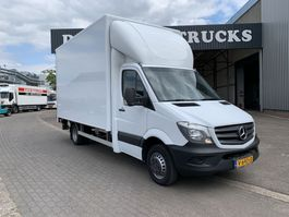 closed box lcv < 7.5 t Mercedes Benz 316 cdi 2018 bj superkoffer + 1000 kg lift 2018