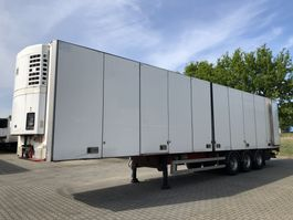 refrigerated semi trailer Närko Närko S3HB13R61 Ekeri | Vouwwand | Faltwand | Folding Wall 2008