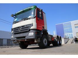 cab over engine Mercedes Benz ACTROS 3341 AS 2008