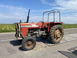 farm tractor Massey Ferguson 275