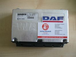 Electronics truck part DAF XF 106 STEROWNIK EBS 3 445135204 WABCO 2017