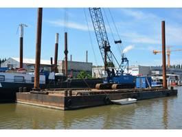 cargo Ponton Modular Spudbarge 30 X 9 2012