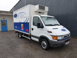 refrigerated van Iveco DAILY 35C11 2001