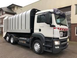 garbage truck MAN 26.320 TGS Faun Rotopress 520 Zöller 2301 2009